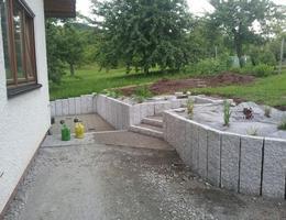 Mauern und Zäune